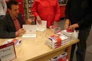 Bill Signing Books