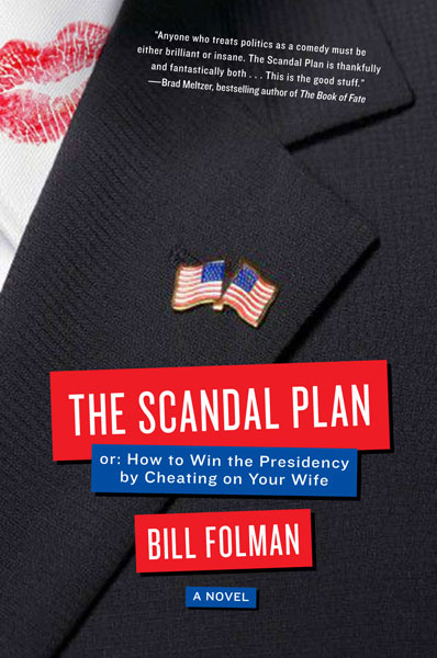 The Scandal Plan - Paperback Cover